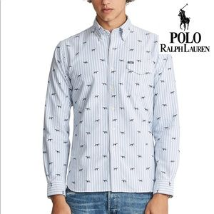 Polo By Ralph Lauren Classic Dogs Hunting